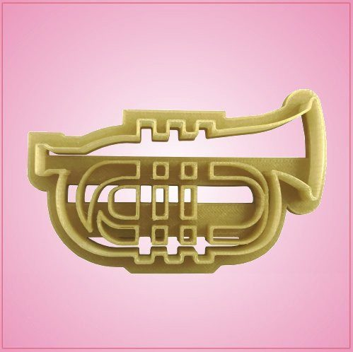 Trumpet Cookie Cutter