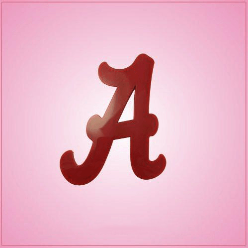 University of Alabama Cookie Cutter