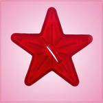 Vintage Style Bright Star Cookie Cutter