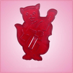 Vintage Style Cat and the Fiddle Cookie Cutter