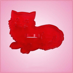 Vintage Style Cat Cookie Cutter