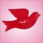 Vintage Style Christmas Bird Cookie Cutter