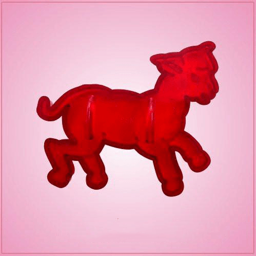Vintage Style Friskey Lamb Cookie Cutter
