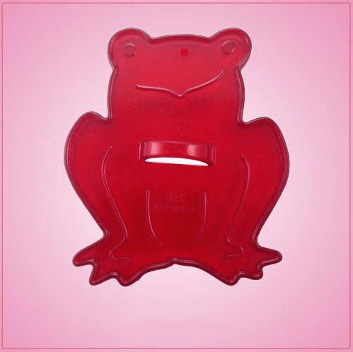 Vintage Style Frog Cookie Cutter