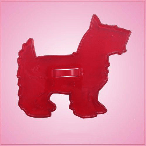 Vintage Style Scottie Dog Cookie Cutter