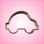 Mini VW Bug Cookie Cutter