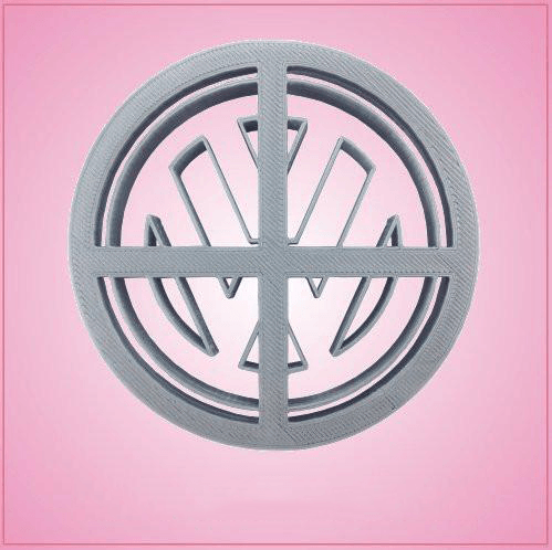 VW Logo Cookie Cutter