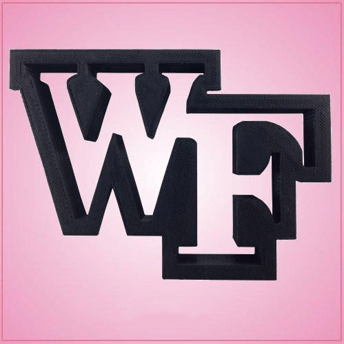Wake Forest Cookie Cutter