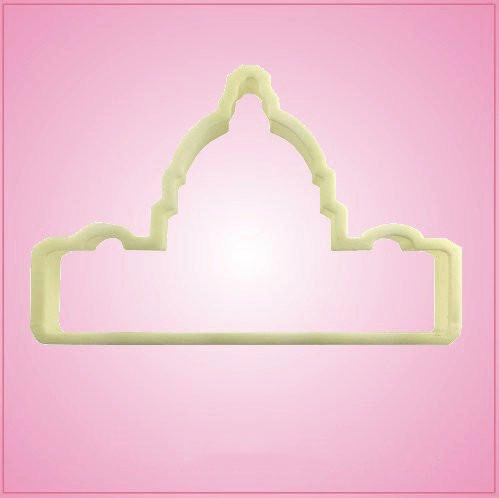 Washington Capitol Building Cookie Cutter
