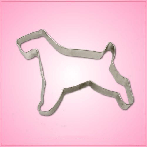 Welsh Terrier Cookie Cutter