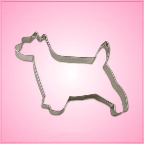 West Highland Terrier Cookie Cutter