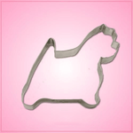 West Highland Terrier Cookie Cutter 2