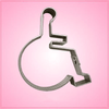 Wheelchair Cookie Cutter