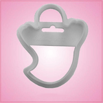 White Ghost Cookie Cutter