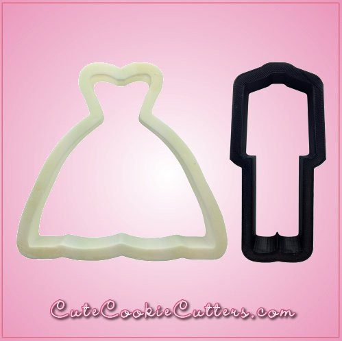 wedding dress cookie cutters | Wedding