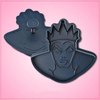 Wicked Queen Cookie Cutter