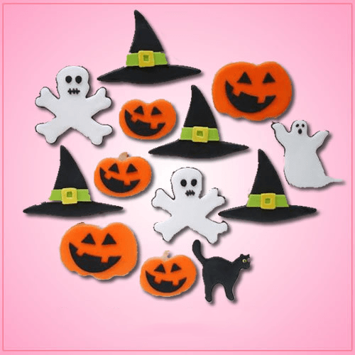 Halloween Cookie Cutter Set