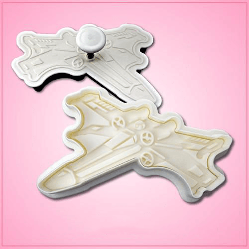 X-Wing Fighter Cookie Cutter