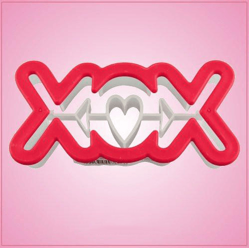 XOX Cookie Cutter