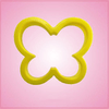 Yellow Butterfly Cookie Cutter