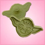 Yoda Cookie Cutter