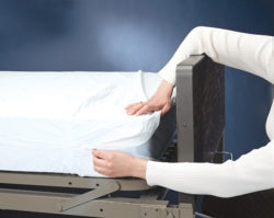 Deluxe Vinyl Mattress Covers (Zippered)