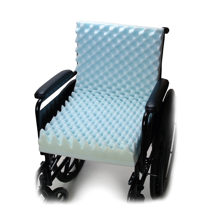 Convoluted Foam Chair Cushion