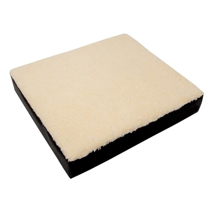 Memory Foam and Gel Cushion