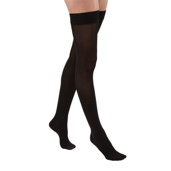 Women's Compression Thigh Highs 20-30 Opaque
