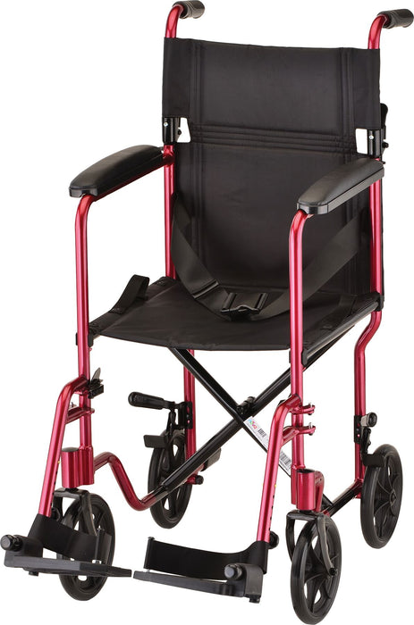 Transport Chair Aluminum 327