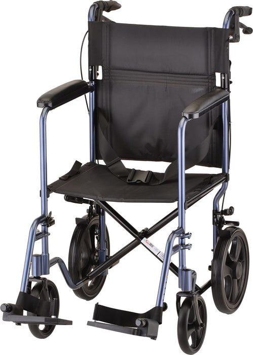 Transport Chair Aluminum 330