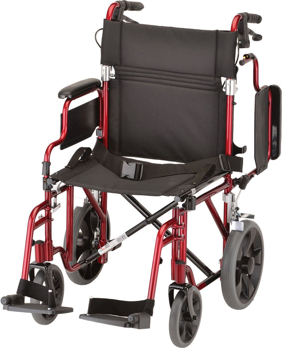 Transport Chair Aluminum 352