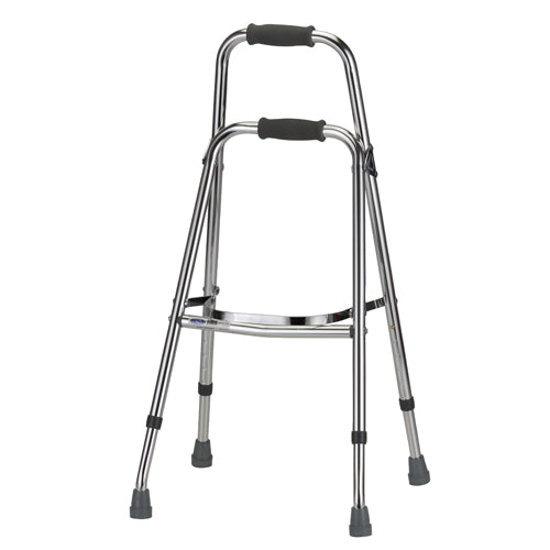 Side Hemi Folding Walker