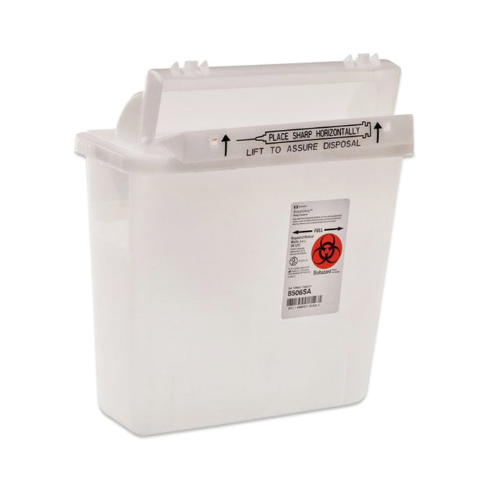 SharpSafety™ In-Room Sharps Container