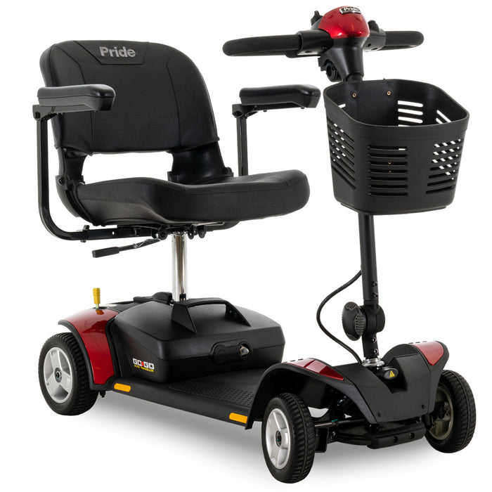 Go-Go Elite Traveller 4-Wheel *FDA CLASS II MEDICAL DEVICE*