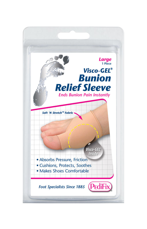 Bunion Relief Sleeve Visco-GEL (#P1303)