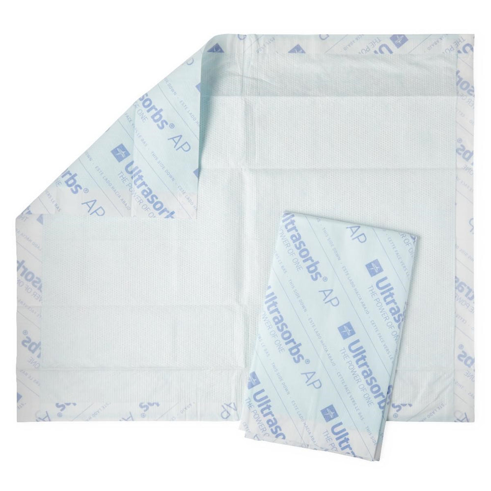 "Ultrasorbs Air Permeable Drypad Underpads 31""x36""  Disposable"