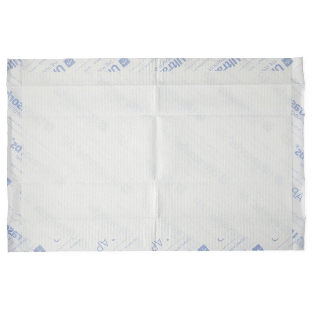 "Ultrasorbs Air Permeable Drypad Underpads 24""x36""  Disposable"