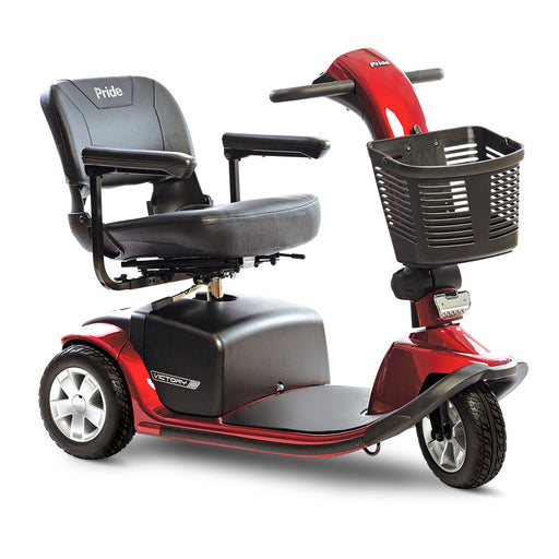 Victory 10 3-Wheel Features *FDA CLASS II MEDICAL DEVICE*