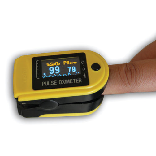Pulse Oximeter for Finger Tip