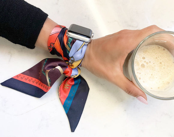 APPLE WATCH SCARF BANDS
