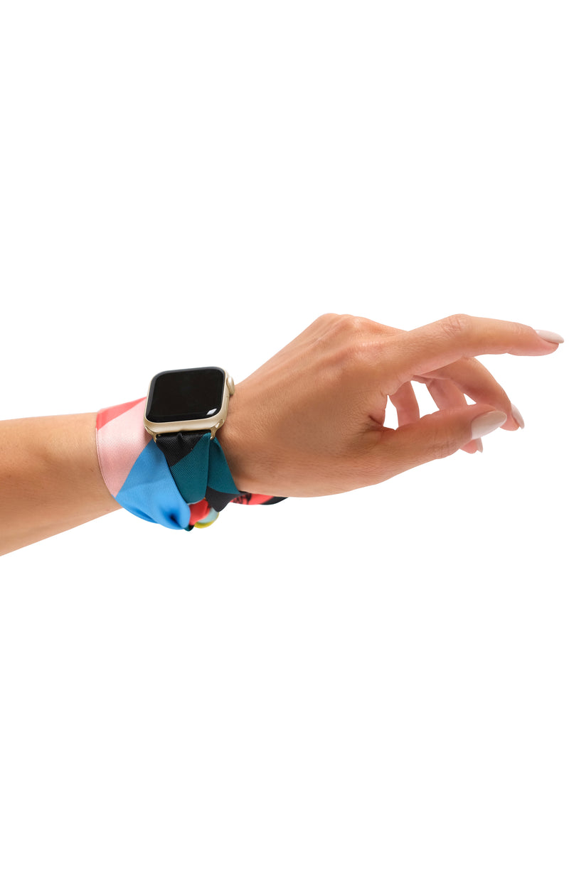 ROCKET POP APPLE WATCH BAND (CONNECTORS INCLUDED)