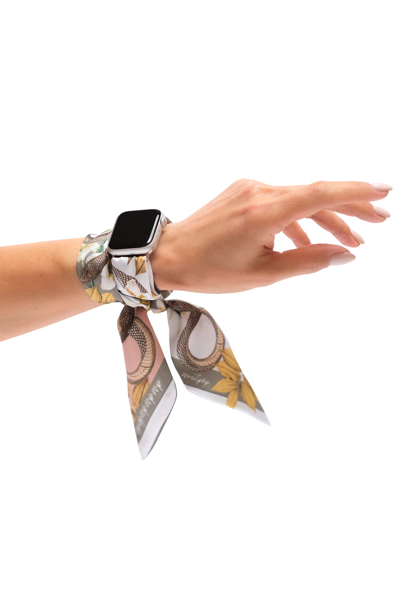 FOURPLAY VENOM 2 APPLE WATCH BAND (CONNECTORS INCLUDED)