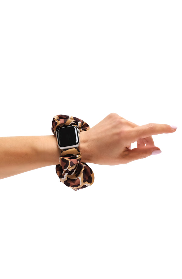 JUMBO BARDOT APPLE WATCH SCRUNCHIE