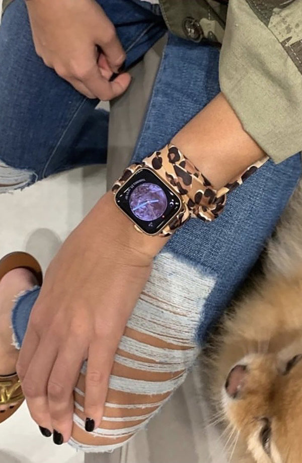 BARDOT APPLE WATCH BAND (CONNECTORS INCLUDED)