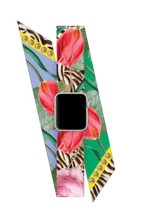 CAPRI APPLE WATCH BAND (CONNECTORS INCLUDED)
