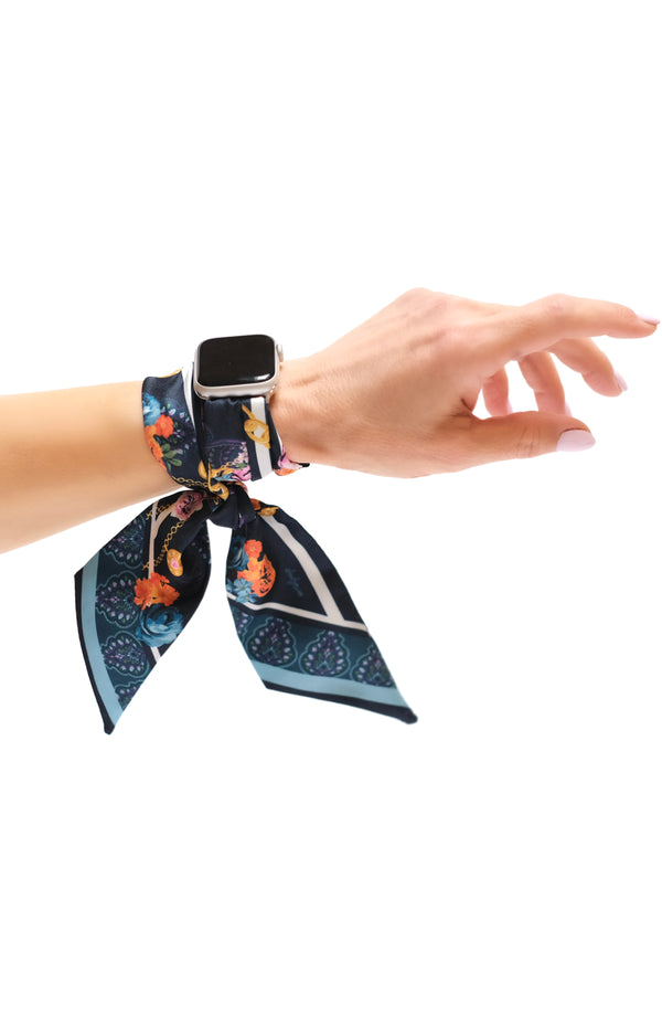 PICCADILLY APPLE WATCH BAND (CONNECTORS INCLUDED)
