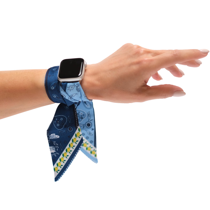 ELLA APPLE WATCH BAND (CONNECTORS INCLUDED)