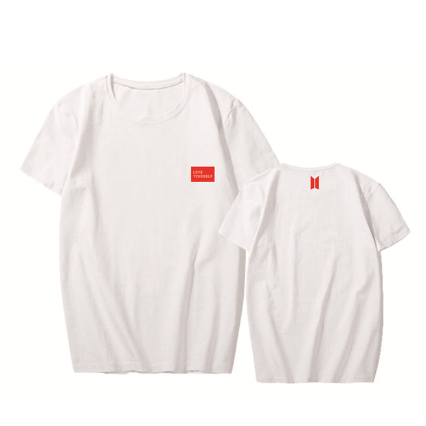 "T-Shirt BTS ""Love Yourself"""