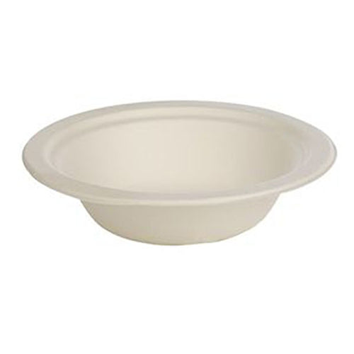 50x 180mm Reed pulp food bowls.